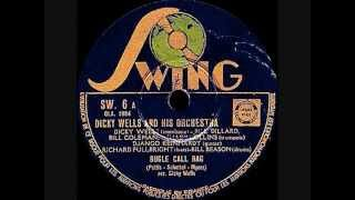 Django Reinhardt & Dicky Wells - Bugle Call Rag - 1937 July 7  Paris