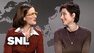 Cinder and Sarah - Saturday Night Live