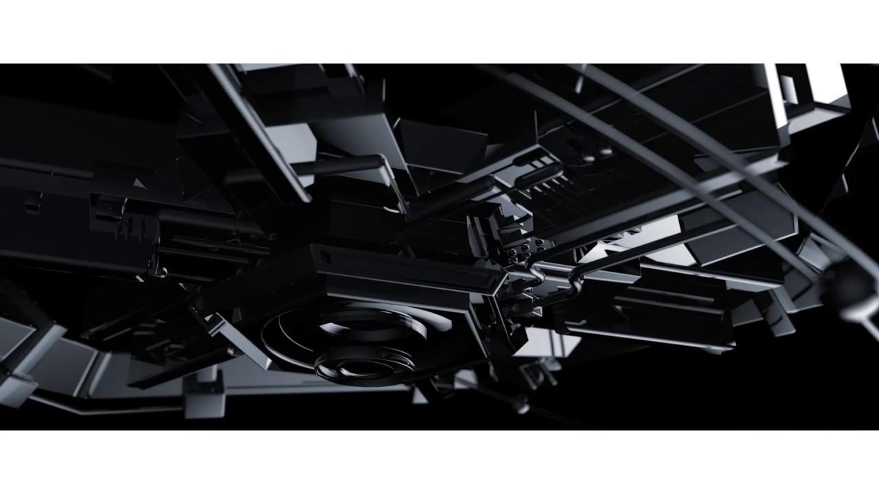 [ 3D Motion Graphics ] 한양대학교 AXIS 통합전시회 홍보영상 PRISM