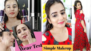 Lakme Absolute White Intense Foundation Review n Demo Wear Test Simple Makeup SWATI BHAMBRA