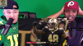 Falcons vs Saints | Reaction | NFL Week 16 Game Highlights