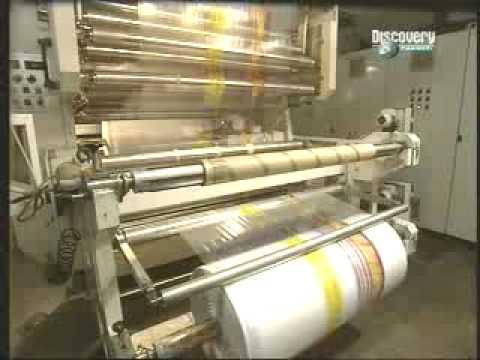 Como se hace las bolsas de pl stico youtube for Como se fabrica el marmol