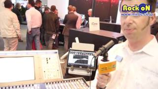 Solid State Logic L200 in Prolight+Sound 2017 by Rock oN