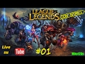 League Of Legends - Perdere e vincere w/NYKK3