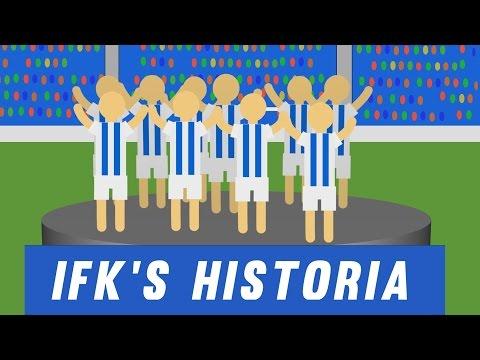 IFK Göteborgs Historia Animerad