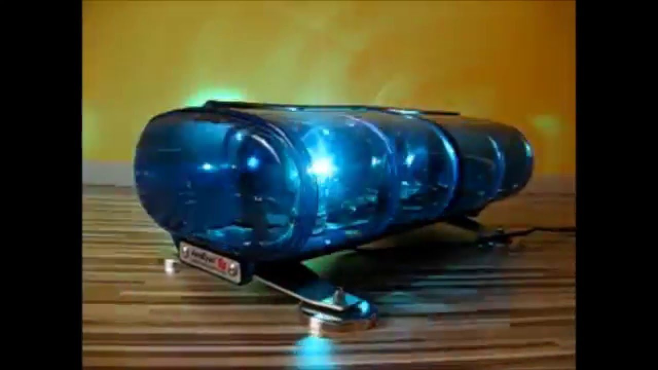 Federal signal mini aerodynic 22 mini lightbar hd video youtube aloadofball Gallery