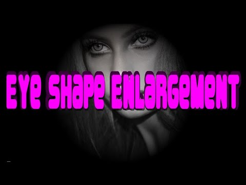 Eyes Shape Enlargement Frequency - Advanced Binaural Beat Plus Isochronics