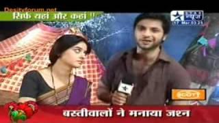 [SBS] 17th March 2011: Mishal & Mahhi (Celebration for Dutta)