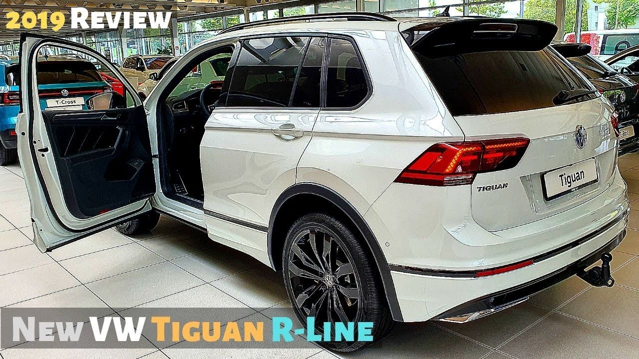 2019 Volkswagen Tiguan Overview, Interior & Exterior >> New Vw Tiguan R Line 2019 Review Interior Exterior