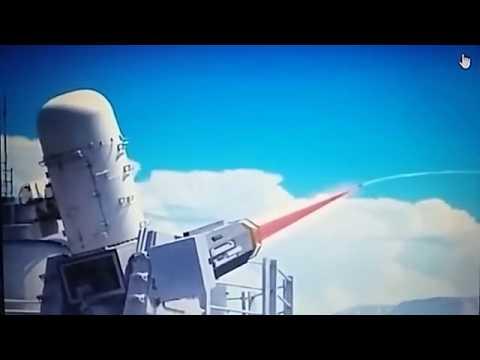 !NAVAL LASER SYSTEM ZAPS NORTH KOREAN ICBM!