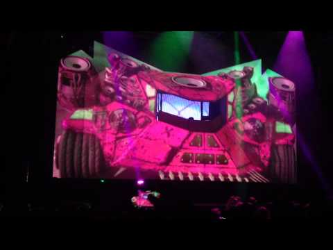 Deviance into Headbanger  Excision at House of Blues Orlando 2015