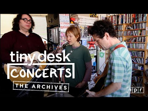 Yo La Tengo: NPR Music Tiny Desk Concert From The Archives