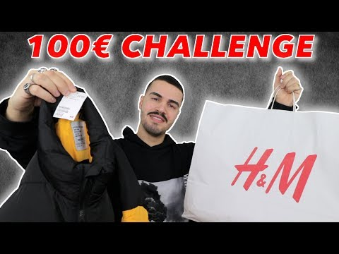 100€ H&M OUTFIT CHALLENGE (Winter Edition) | Always Overdressed