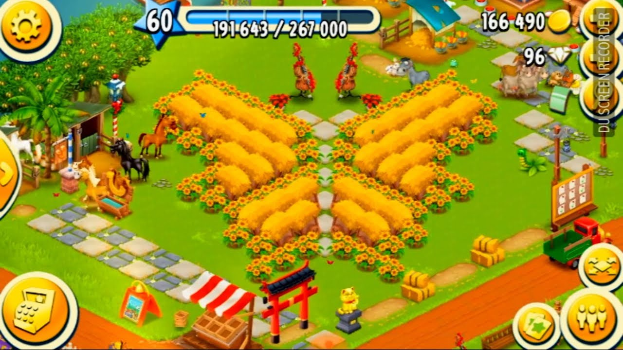 hay day   best layout design for your farm doovi