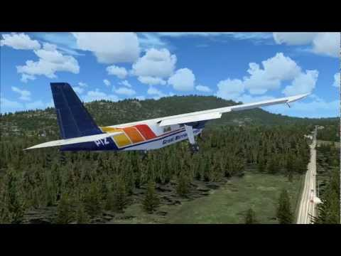 BN-2 Islander Review