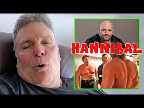 Lanny Poffo: Hannibal is a