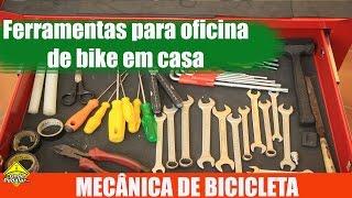 Ferramentas de bike que todo ciclista deve ter em casa