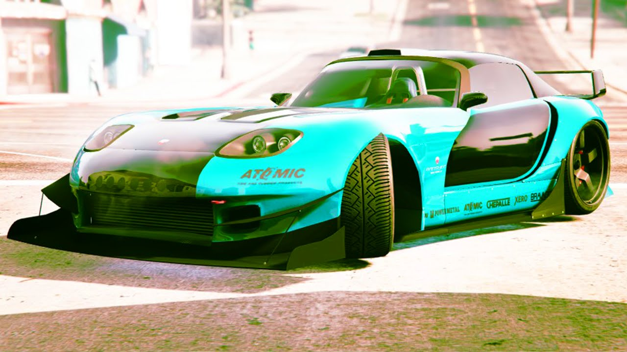 Gta 5 online new bravado banshee dlc car customization guide gta 5 january 2016 update youtube