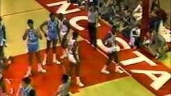 2/19/1983 - UNC Tar Heels vs. NC State Wolfpack
