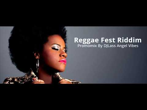 Reggae Fest Riddim Mix (Full) Feat. Tarrus Riley, Chris Martin, Richie Spice, Etana (Refix 2018)