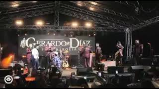 GERARDO DIAZ PROPUESTA DE MATRIMONIO TOUR USA 2021