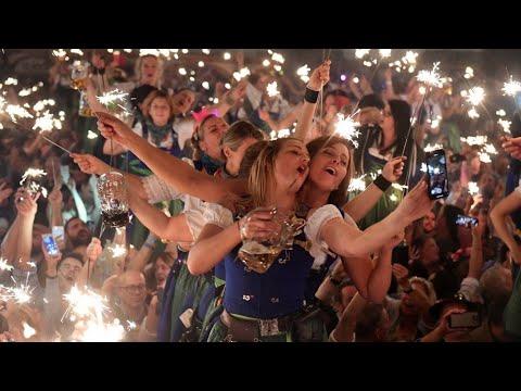 ألمانيا: انطلاق -مهرجان البيرة- الأكبر في العالم  بمدينة ميونيخ  - نشر قبل 4 ساعة