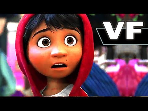 Thumbnail: COCO Bande Annonce VF Officielle ✩ Animation, Film Disney (2017)