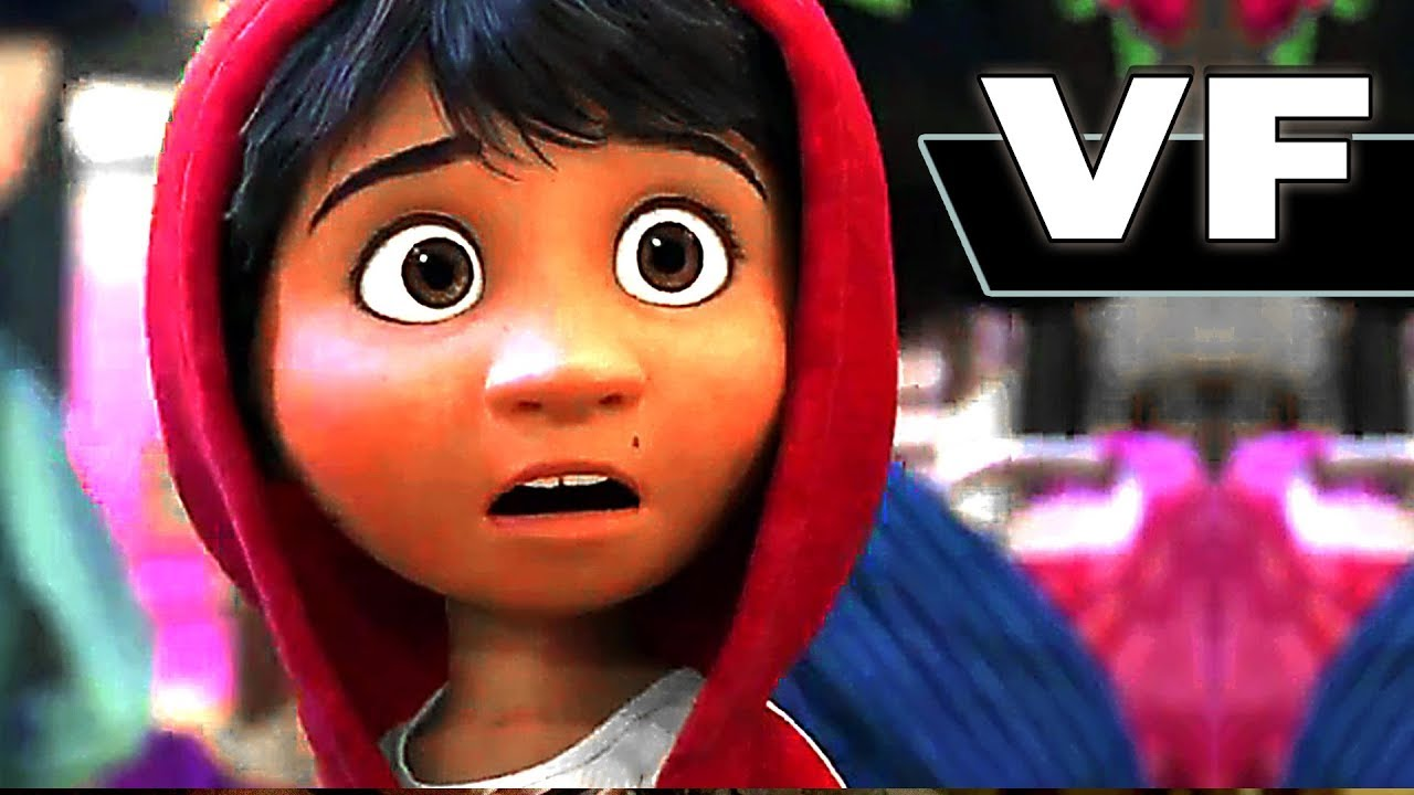 coco bande annonce vf officielle animation film disney 2017 youtube. Black Bedroom Furniture Sets. Home Design Ideas