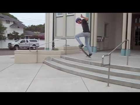 Fort Bragg Middle School Skate Montage