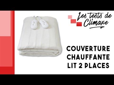 Test Dune Couverture Chauffante Surmatelas Chauffant