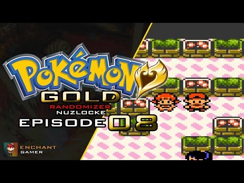 Pokemon Gold | Part 8: หัวหน้ายิมขี้แง [Randomizer Nuzlocke]
