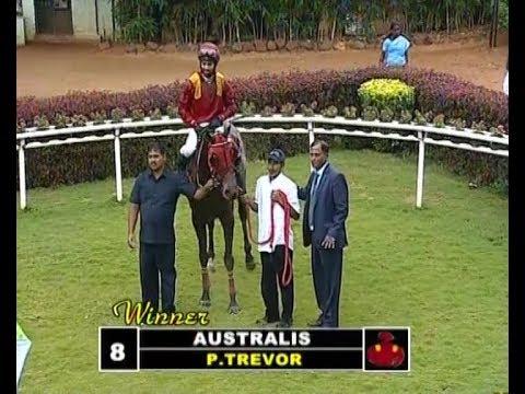 Australis with P Trevor up wins The Bidar Plate 2018