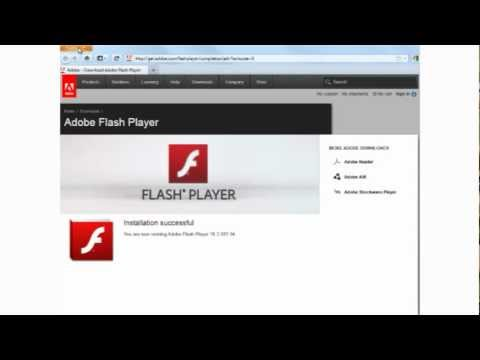Flash Player Security Settings In Windows Tutorial