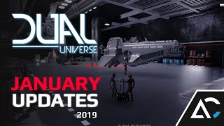 Ark Central Dual Universe Updates: January 2019