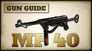 MP 40 Stats & Best Class Setups | CoD WW2 Gun Guide #3