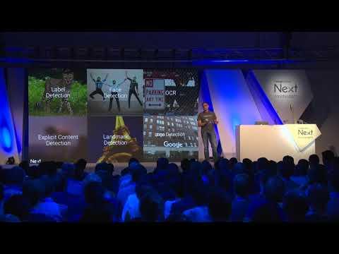 "Google Cloud Next Amsterdam '17- Peter Bavinck: ""ML APIs by example"""