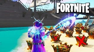 NEW *LUCKY OR DEATH* +100 SURPRISE COFRES AND FORTNITE BUTTON