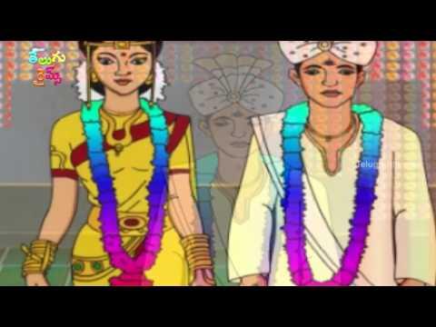 Telugu Rhymes   Chitti Chilakamma And Kaaki Kaaki Compilation   Nursery Rhymes For Children