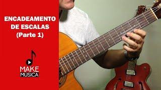 Baixar Emerson Gonçalves | Make Música | Encadeamento de Escala Maior 1