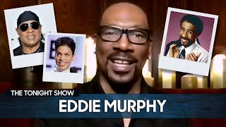 Eddie Murphy Details His Iconic Basketball Match Against Prince | The Tonight Show