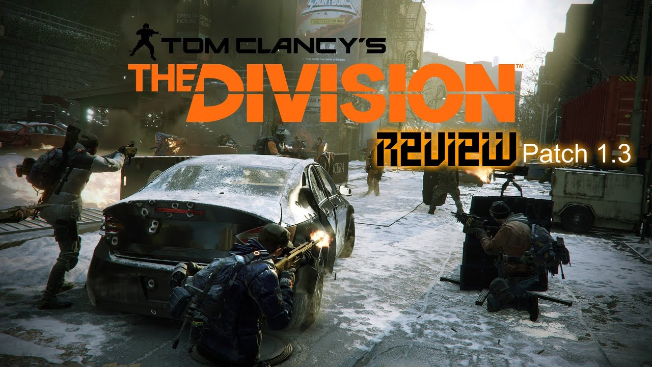 The Division - Exclusive PS4 Plus Theme - YouTube