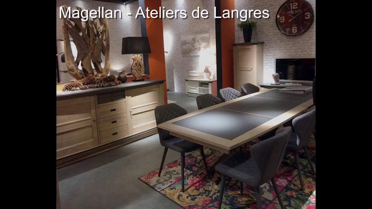 Magellan Ateliers de Langres - YouTube