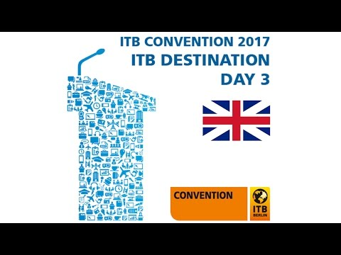 Outlook Keynote: Destination Branding: Creating Desire For Travel 🇬🇧