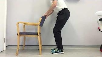 osteoarthritis exercises for the knee  youtube