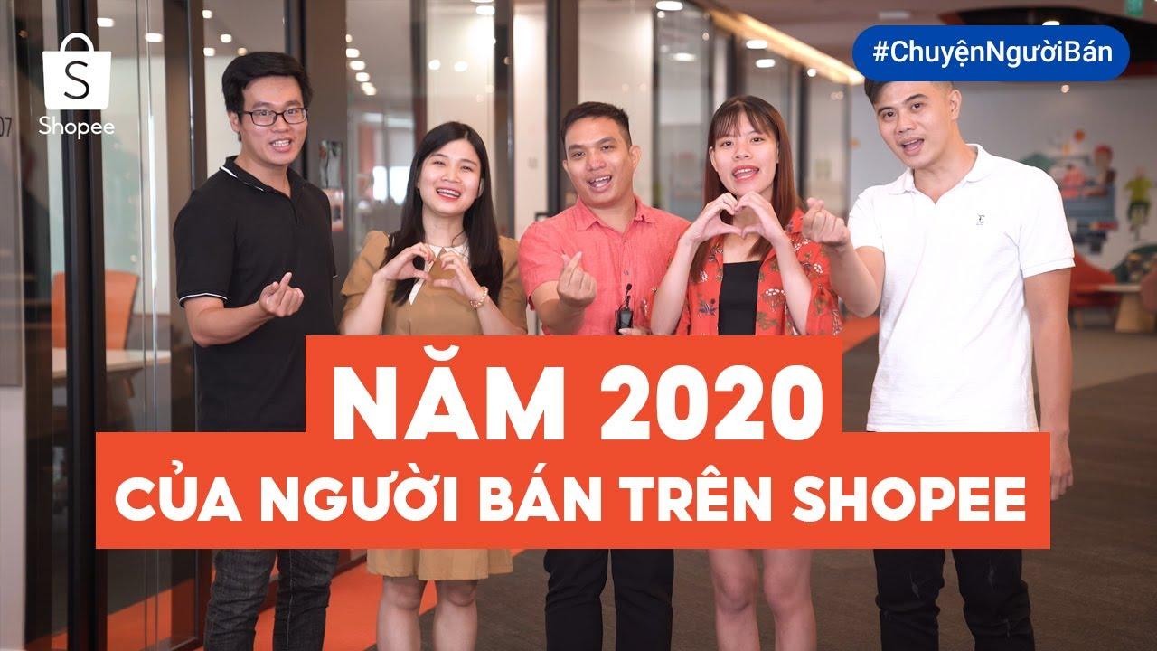 Cùng Nhìn Lại 2020 Của Người Bán Trên Shopee | SHOPEE UNI