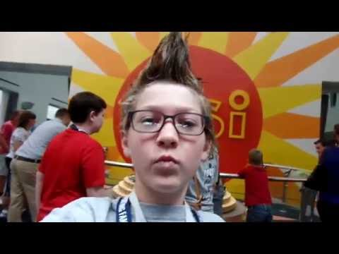Cosi Science Center In Ohio: Vlog