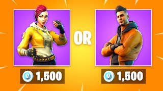 *NEW* Shade & Maverick Skins! Which is Better? Fortnite Battle Royale Daily Items Update