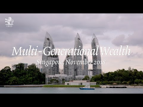 Pictet - Multi-Generational Wealth, Singapore (Full version)