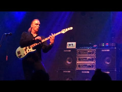 Mr Big - Billy Sheehan Solo | Live at the Forum Melbourne 2018 Tour