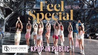 [KPOP IN PUBLIC] TWICE - Feel Special Dance Cover by DARE Australia (ft. Hustle, KM United)